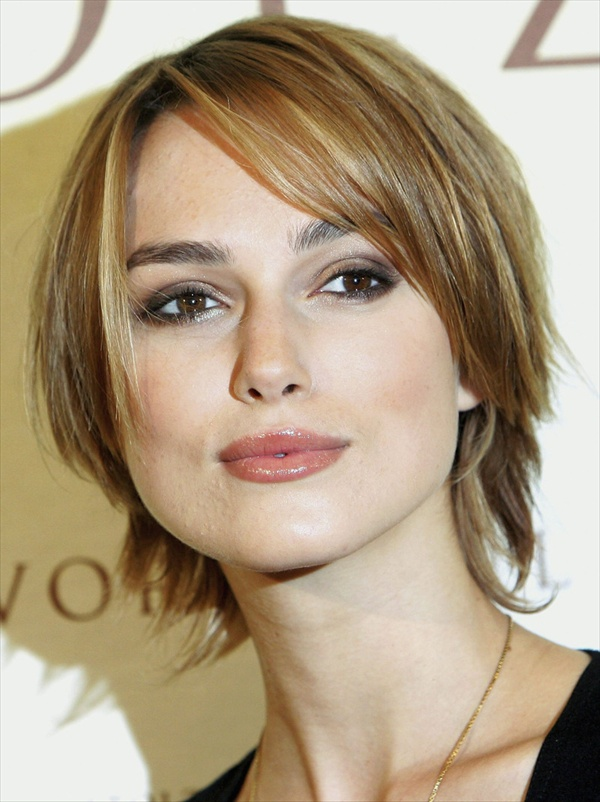 Short Hairstyles for Women with Bob Cut: