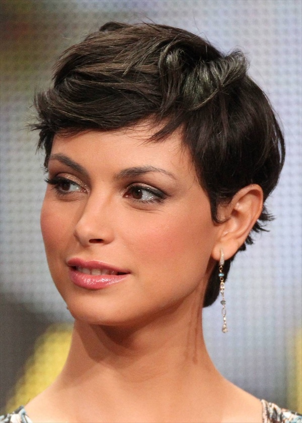 Amazing Short Curly Hair With Pixie And Layers Cut Hairstyles 2017 Short Hairstyles For Black Women Fulllsitofus