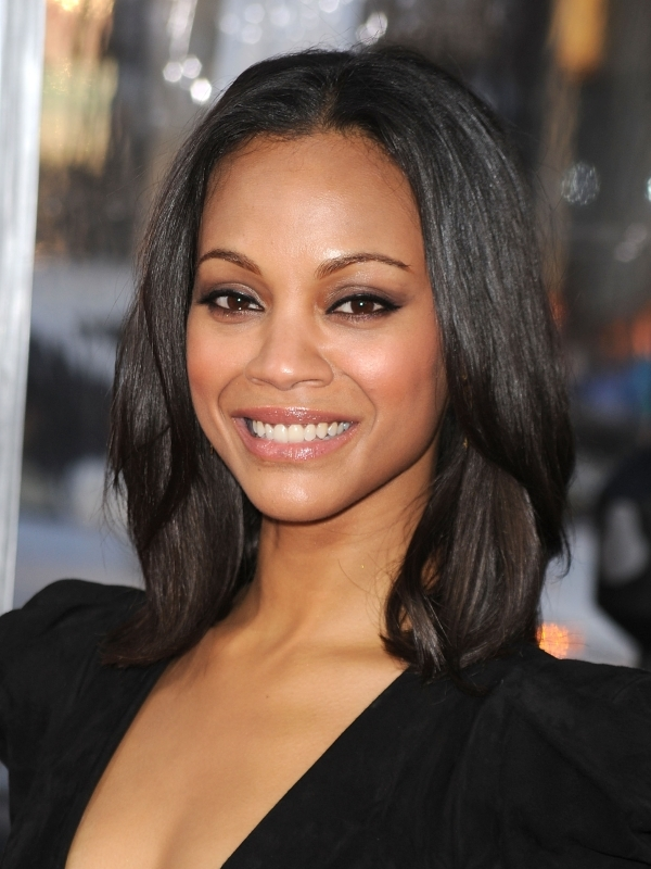 2014 Medium Length Hairstyles for Black Women