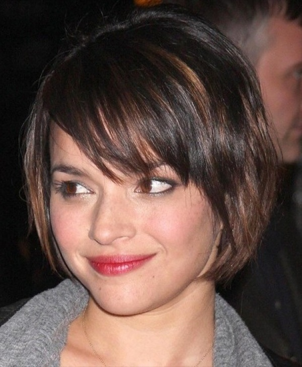 Short Hairstyles for Women with Buzz Cut: