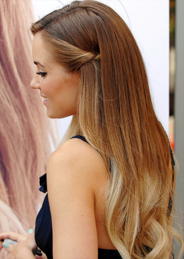 Light Brown Hair Ombre How to Do Ombre Hair Color at