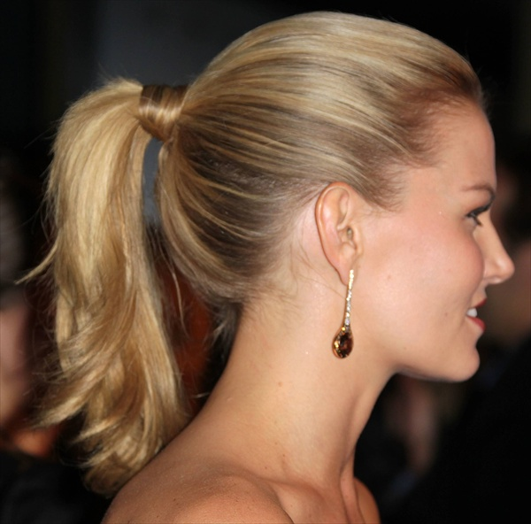 short-ponytail-hairstyles