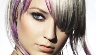 Latest Punk Hairstyles 2013 for Women & Girls