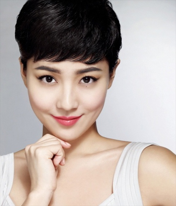 Very short hairstyles for black hair