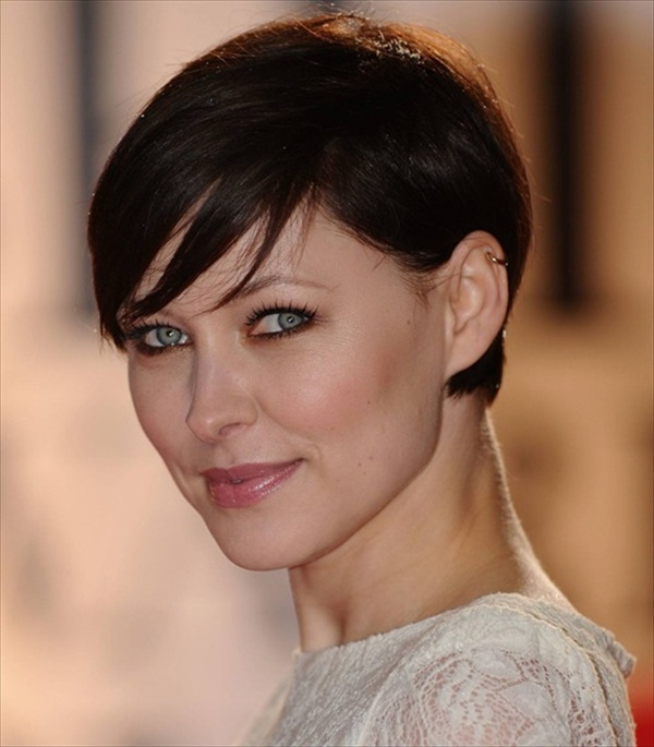 Very short hairstyles for black hair 2014