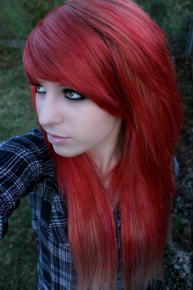 13 Cute Emo Hairstyles For Girls Being Different Is Good
