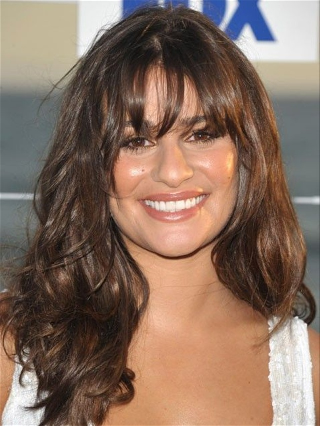 Lea Michele Hair Color