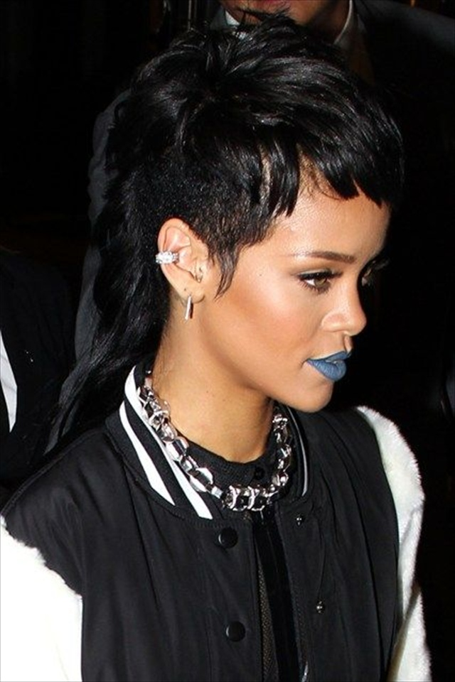 Latest rihanna hairstyles 2014 hairstyles 2017