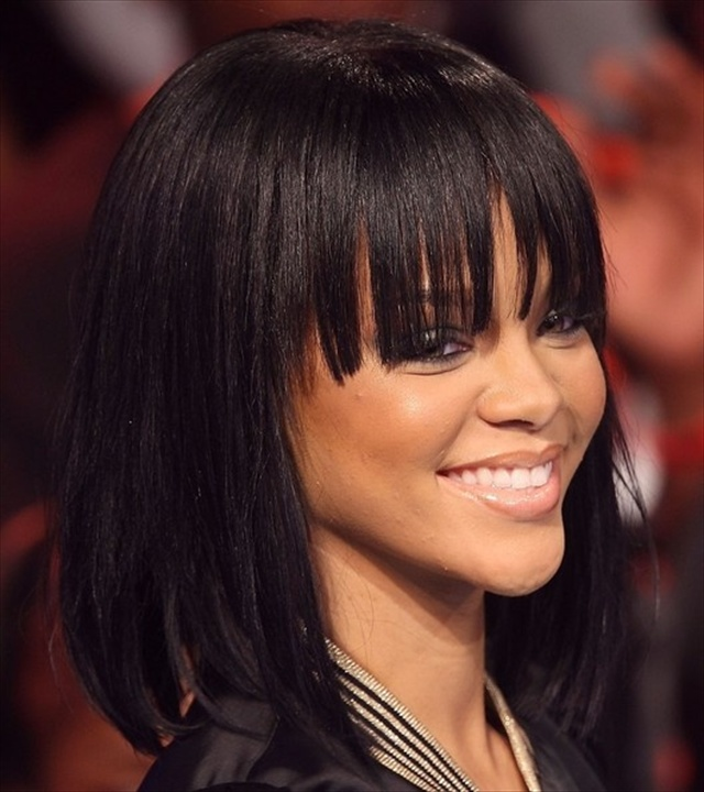 Latest Rihanna Hairstyles 2014 | Hairstyles 2019