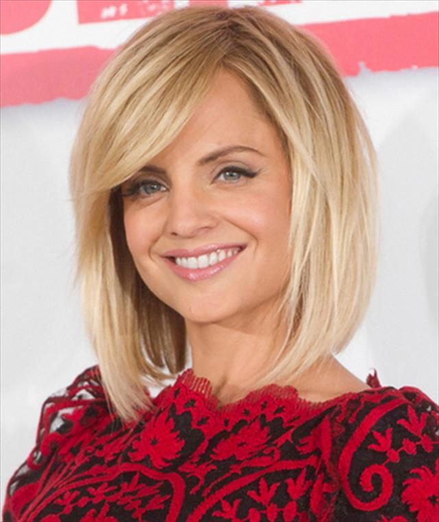 Groovy Modern Medium Hairstyles For Thick Hair 2014 Hairstyles 2017 Short Hairstyles Gunalazisus