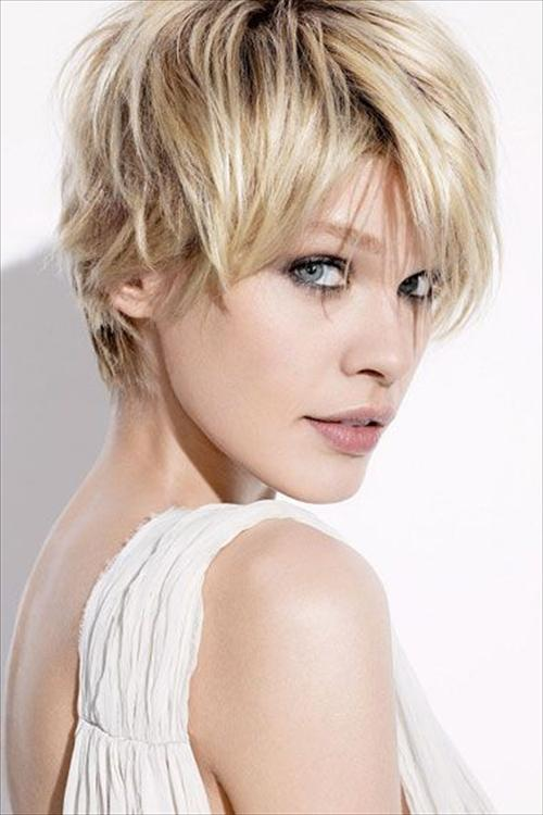 messy bob hairstyles for girls