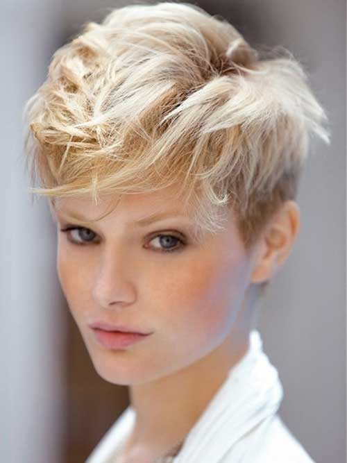 Best Short Trendy Hairstyles 2014