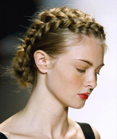 the braid hairstyle