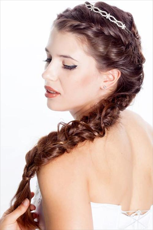 the braid hair fashion