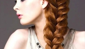 Modern Braided Hairstyles 2014 For Girls