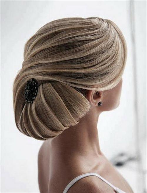 hair up dos fashion for woman